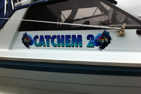 Boat Graphics